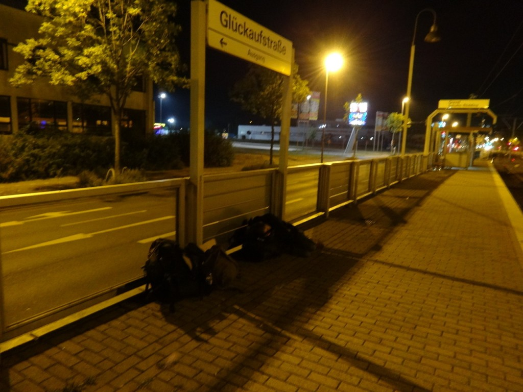 Dortmund - Glückaufstrasse