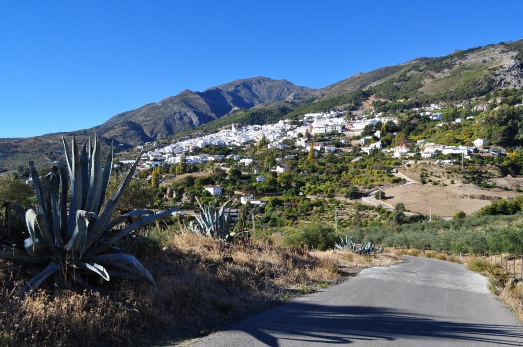 Casarabonela (Province de Malaga). « Qasr Bunayra» du temps des Maures…
