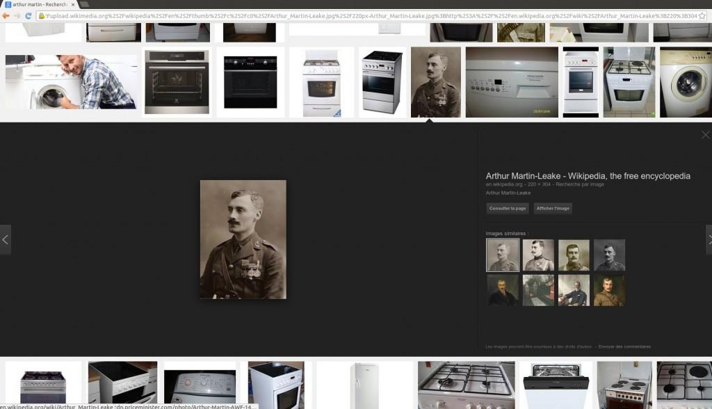 recherche sur le net