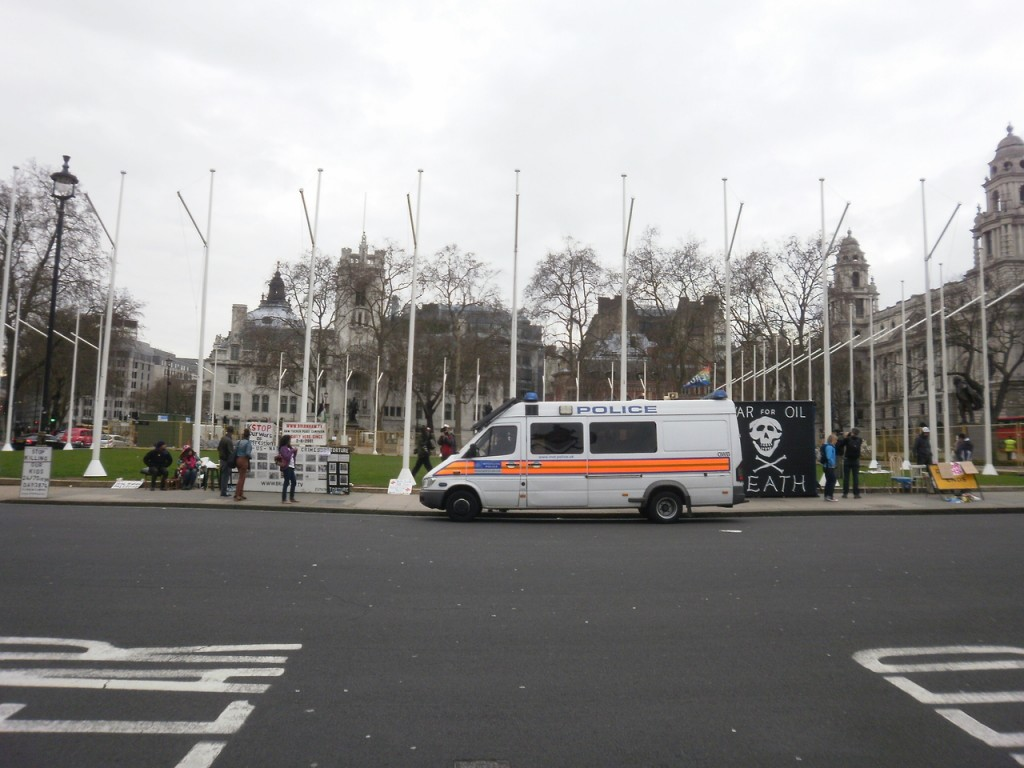 Londres Parliament Square