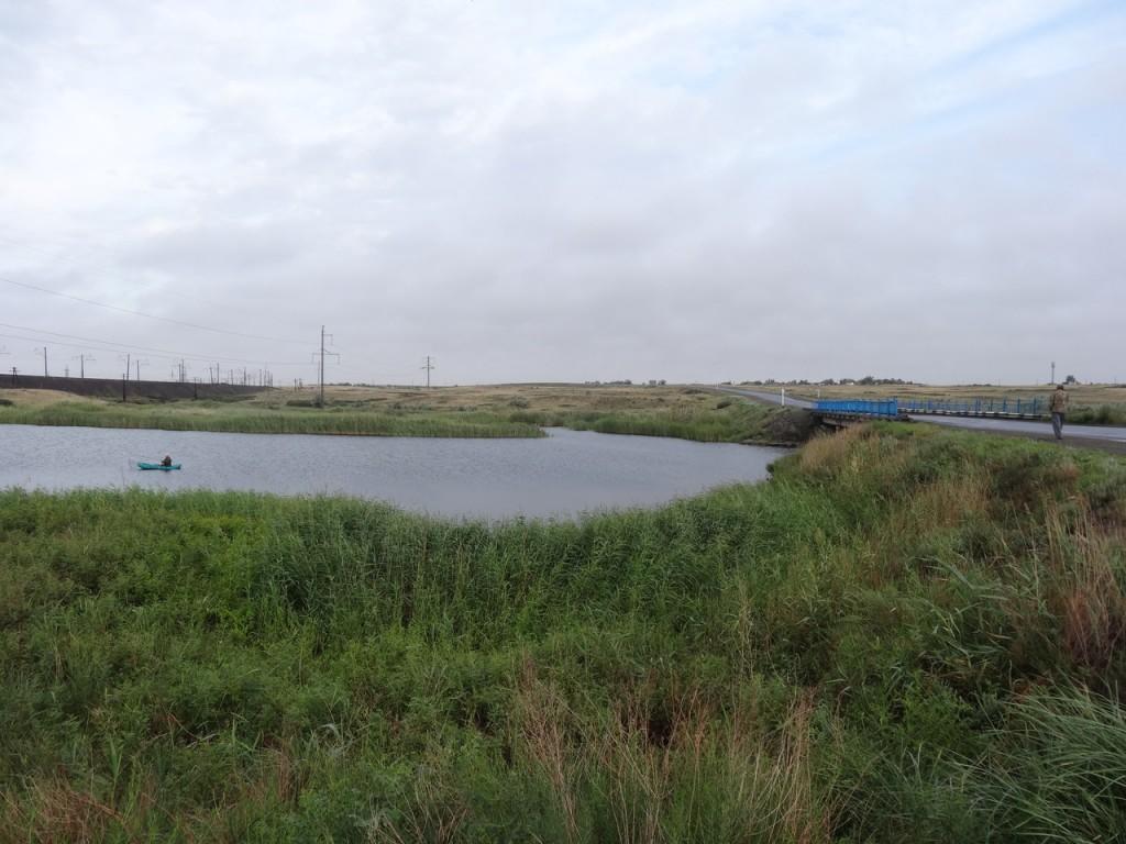 La barque du pote d'Igor Vapatrovitch