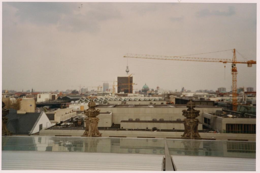 Berlin -les grues