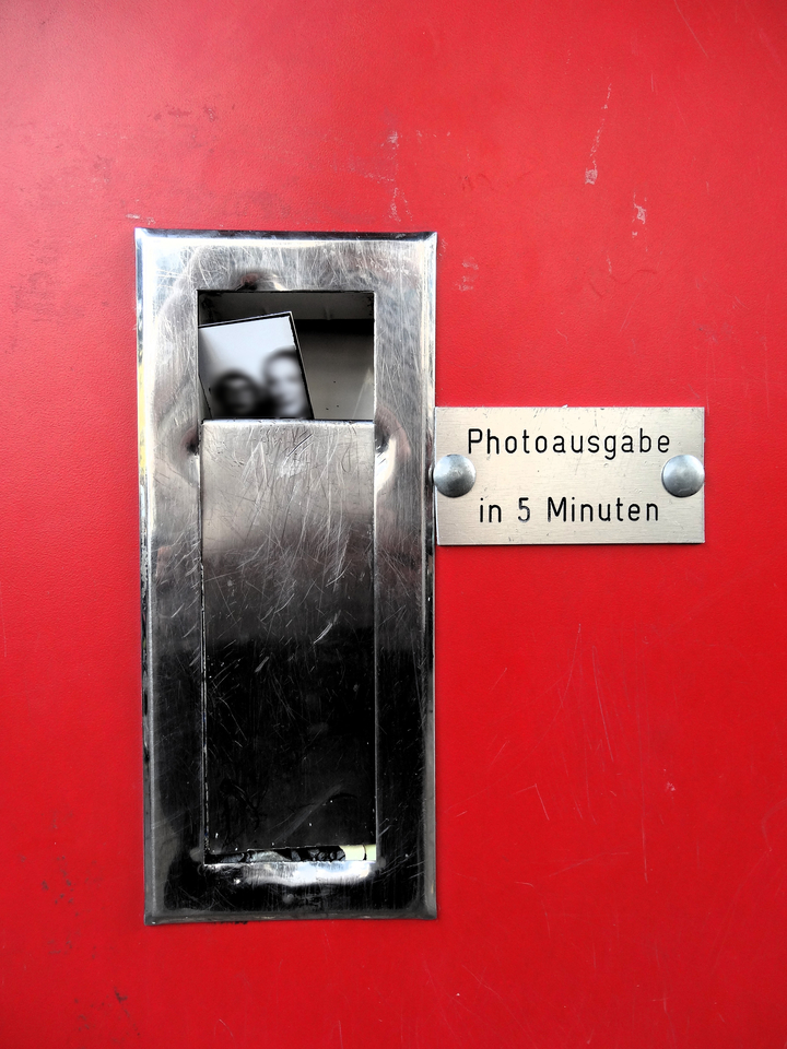 Photoausgabe in 5 Minuten