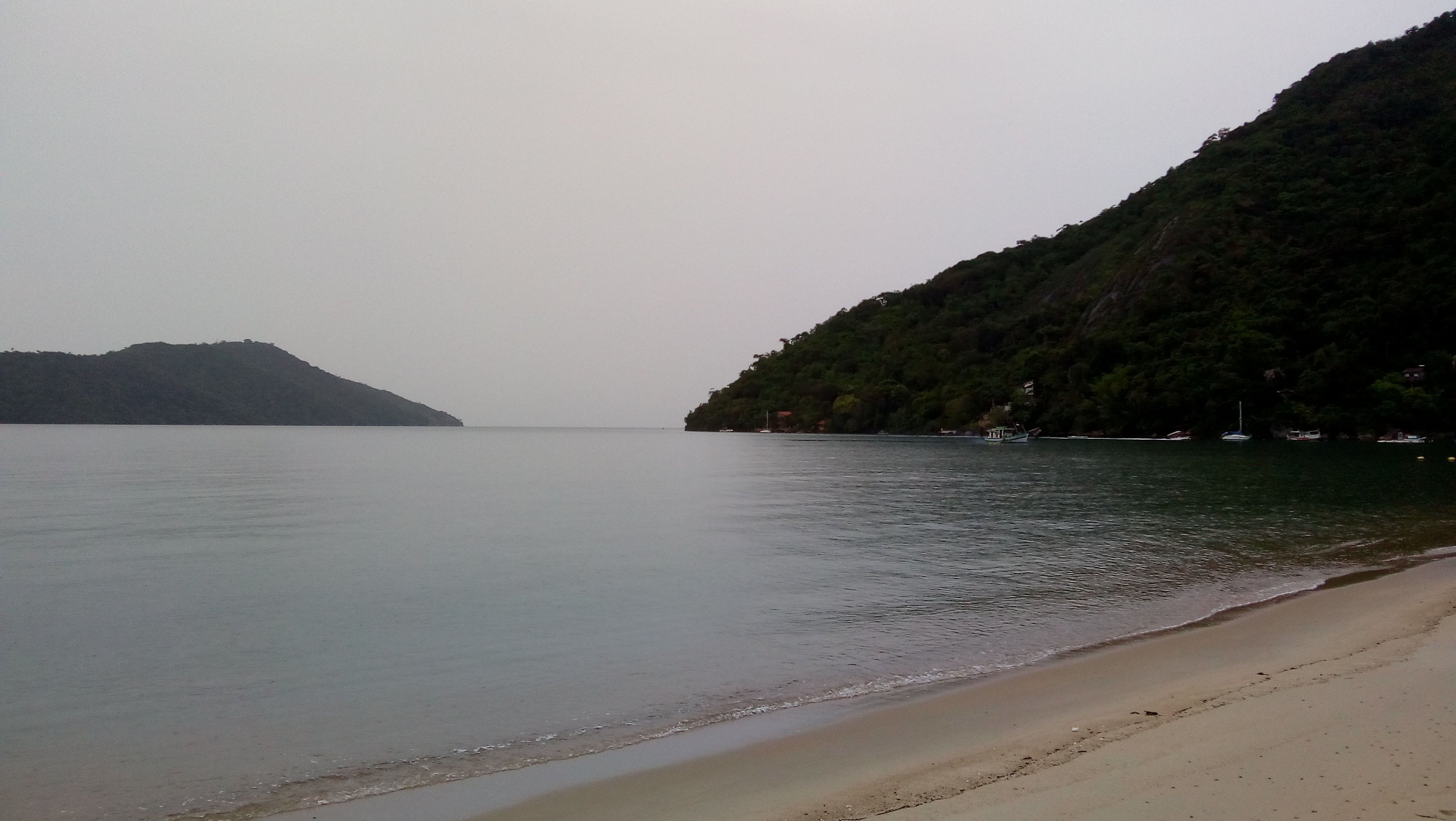 Plage de Paraty-Mirim