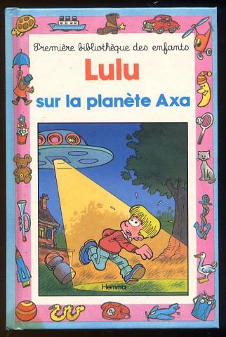 Lulu sur la Planète Axa